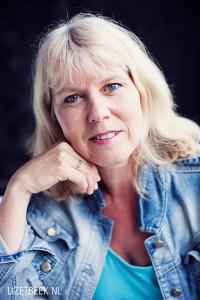 schrijfster Marelle Boersma